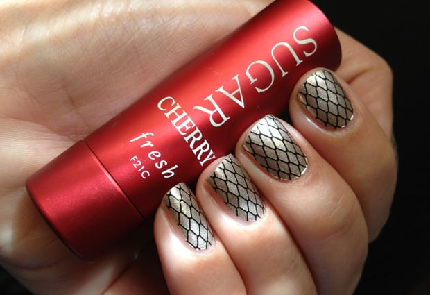 Fresh Sugar Cherry The Lipstick League – week of 4.28.14