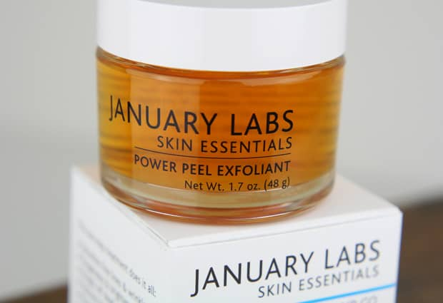 January Labs Power Peel Exfoliant 1 Jamming With January Labs   and Neil Young?