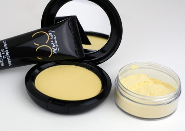 MAC Prep Prime CC Colour Correcting 5 Get Primed For Spring with MAC Prep + Prime Products