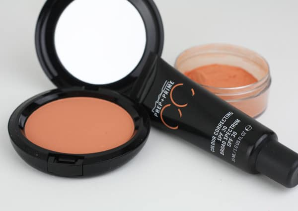 MAC Prep Prime CC Colour Correcting 7 Get Primed For Spring with MAC Prep + Prime Products