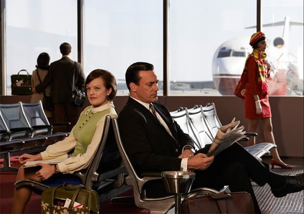 Mad Men Time Zones 1 Mad Men Musings: Time Zones