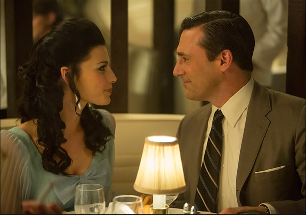 Mad Men Time Zones Don Megan Mad Men Musings: Time Zones