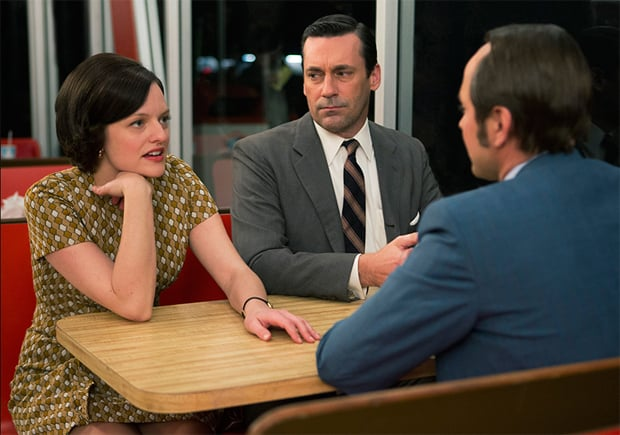 Mad Men Burger Mad Men Musings: The Strategy