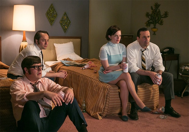 Mad Men Waterloo Moon Landing Mad Men Musings: Waterloo