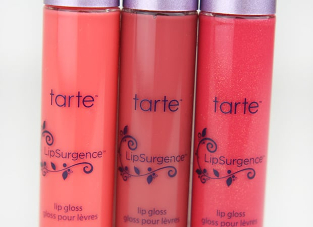 tarte lipsurgence 7 tarte LipSurgence Lip Gloss   Swatches and Review