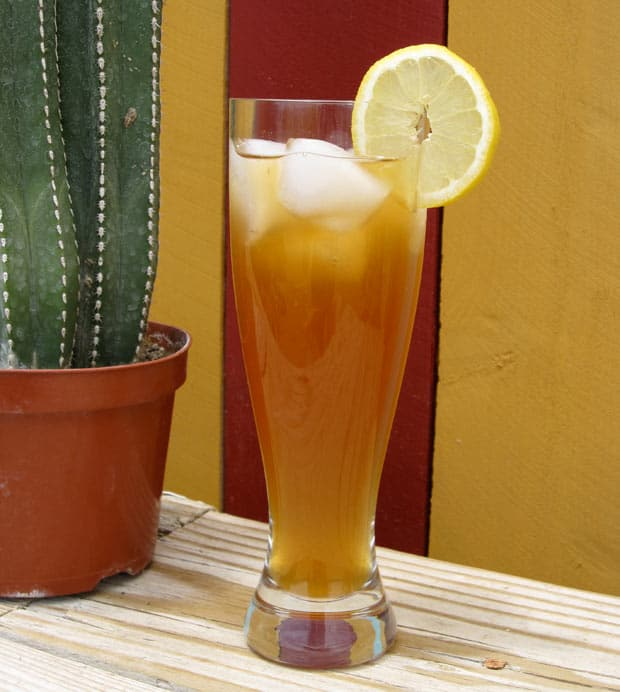 Arnold Palmer with Alcohol Best of: Summer Cocktails