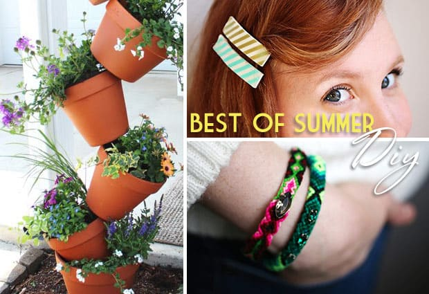 Best Summer easy DIY projects