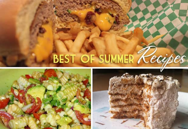 Best summer picnic recipes