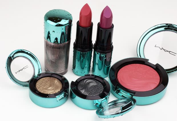 MAC Alluring Aquatics 2 Heed The Siren Call of the MAC Alluring Aquatic Collection