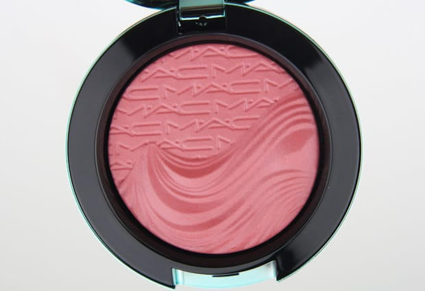 MAC Alluring Aquatics blush 8 Heed The Siren Call of the MAC Alluring Aquatic Collection