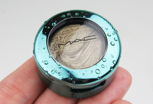 MAC Alluring Aquatics eye shadow 5 Heed The Siren Call of the MAC Alluring Aquatic Collection