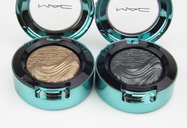 MAC Alluring Aquatics eye shadow 6 Heed The Siren Call of the MAC Alluring Aquatic Collection