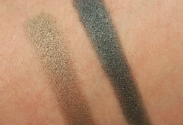 MAC Alluring Aquatics eye shadow swatches 7 Heed The Siren Call of the MAC Alluring Aquatic Collection