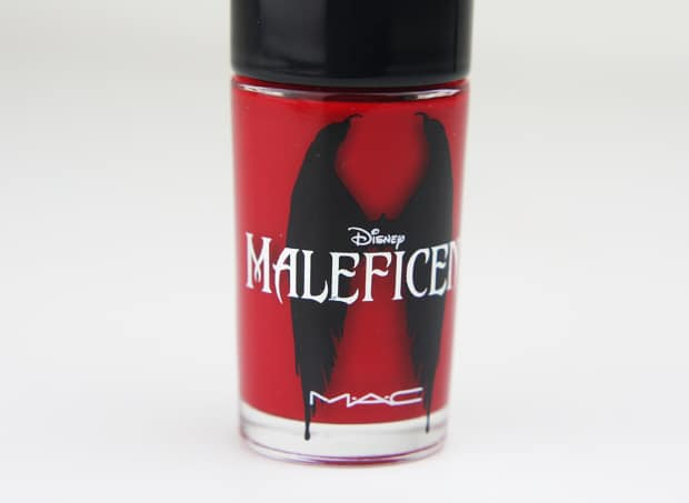 MAC Maleficent 9 Flaming Rose  Even a heroine could be tempted by the MAC Maleficent collection!