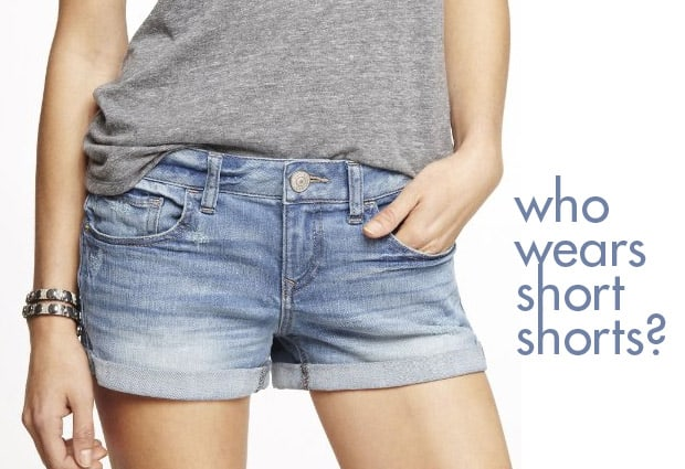 Call It A Comeback: Jean Shorts