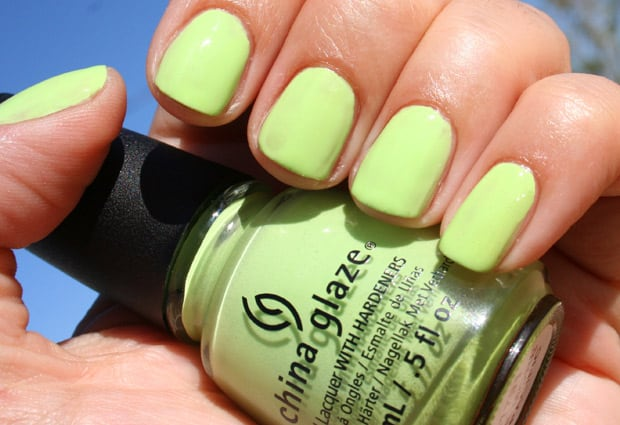China-Glaze-Off-Shore Be More Pacific nail polish swatch