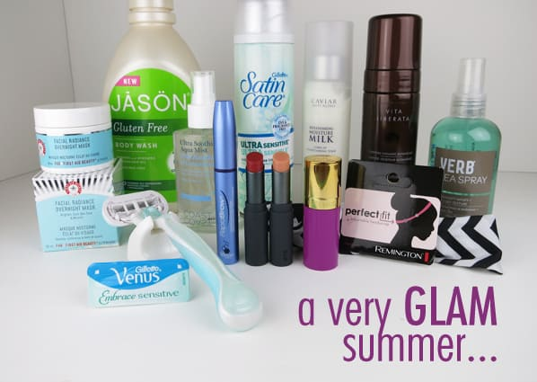 Glam Beauty Board summer 2014 A The Newest Must Have Beauty Products for Summer 2014