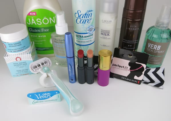 Glam Beauty Board summer 2014 B The Newest Must Have Beauty Products for Summer 2014