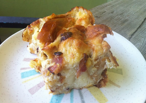 Savory Bread Pudding recipe 1B Savory Bread Pudding Recipe