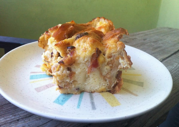Savory Bread Pudding recipe 7 Savory Bread Pudding Recipe