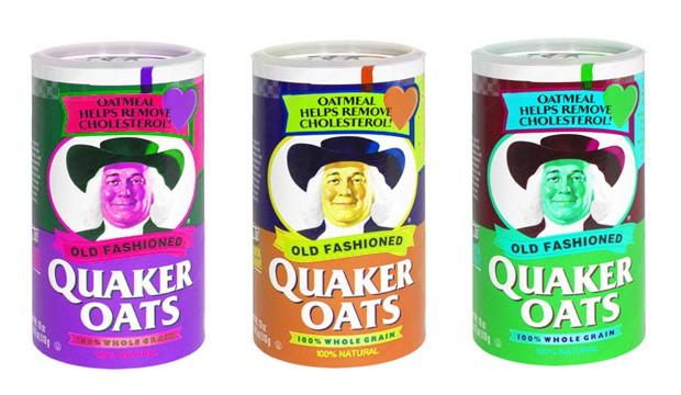 pop art oatmeal The Kitchen Cosmetician: Oatmeal