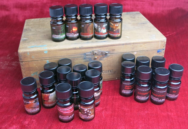 WIN: all 23 oils in the BPAL Only Lovers Left Alive collection (a $690 value)