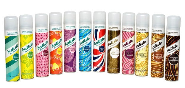 Batiste range Top Ten Tuesdays: Favorite Drugstore Products