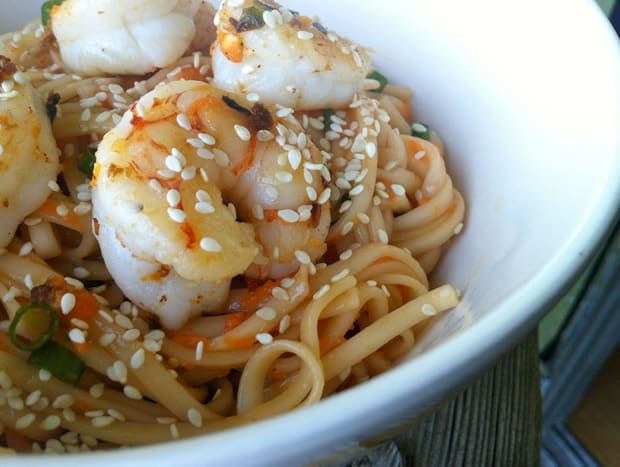 Cold-Shrimp-Noodles easy recipes