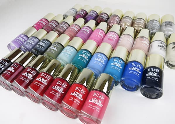 Milani Color Statement 2014 Top Ten Tuesdays: Favorite Drugstore Products