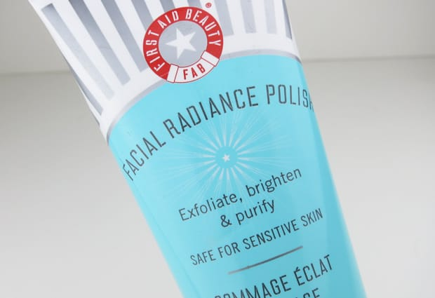 First Aid Beauty 2 Radiance Polish Just what the doctor ordered: FAB ulous skin care
