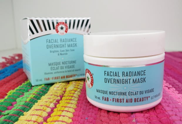 First Aid Beauty 4 Overnight Mask Just what the doctor ordered: FAB ulous skin care