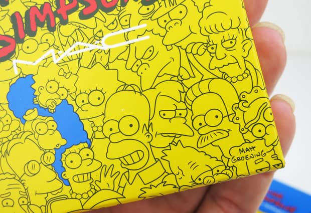 MAC-the-simpsons-6-packaging holy grail beauty products