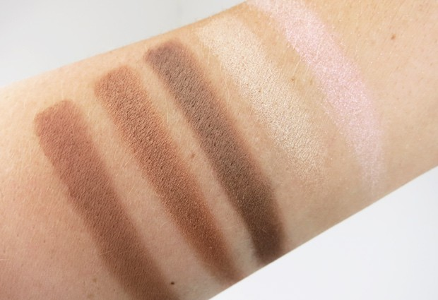 Make Up For Ever 30 Year artist shadow palette 10 MAKE UP FOR EVER artist shadow palette review