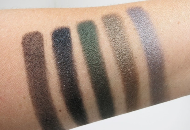 Make Up For Ever 30 Year artist shadow palette 13 MAKE UP FOR EVER artist shadow palette review