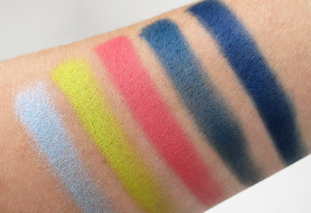 Make Up For Ever 30 Year artist shadow palette 18 MAKE UP FOR EVER artist shadow palette review