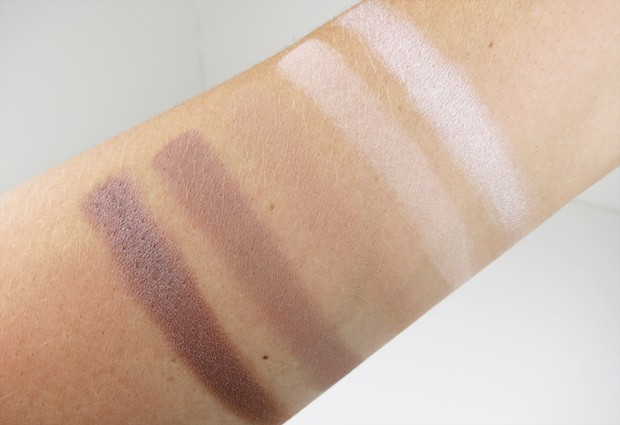 Make Up For Ever 30 Year artist shadow palette 9 MAKE UP FOR EVER artist shadow palette review