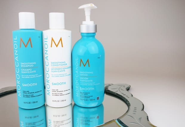 Moroccan Oil Smoothing 1 Fighting Frizz? Smooth Your Hair Problems Away!