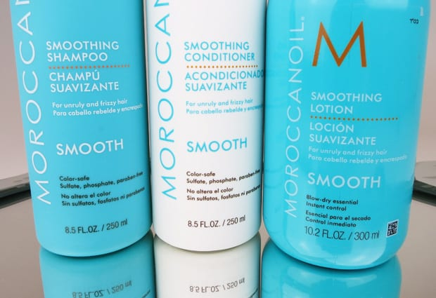 Moroccan Oil Smoothing 2 Fighting Frizz? Smooth Your Hair Problems Away!