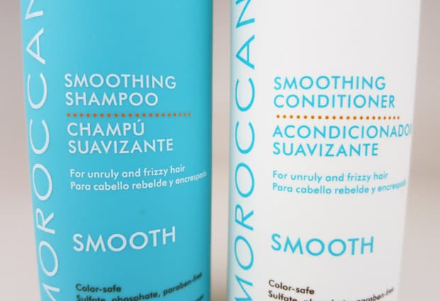 Moroccan Oil Smoothing 4 Fighting Frizz? Smooth Your Hair Problems Away!