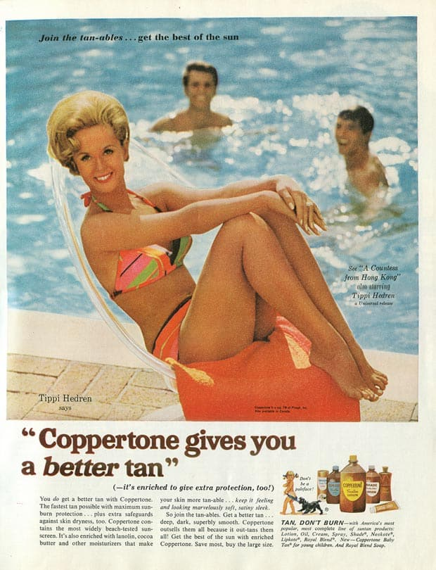 Vintage-Coppertone-Tanning-ad