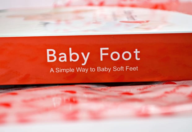 Does Baby Foot work 1 Baby Foot   Justice for your crime scene feet