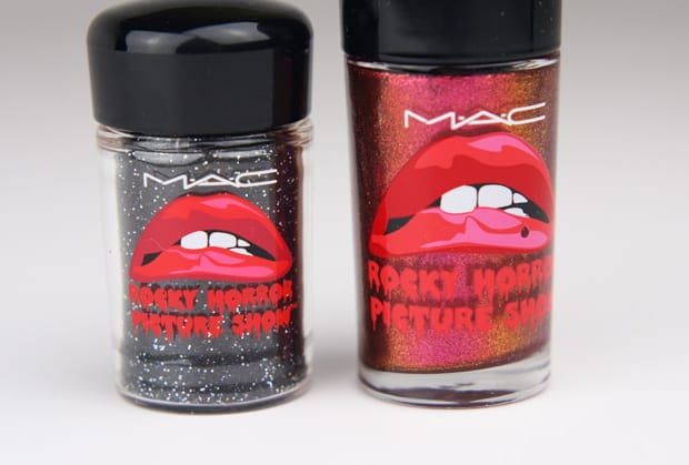 MAC Rocky Horror bad fairy nail lacquer 15 Dammit, Janet, I love the MAC Rocky Horror Collection!