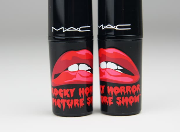 MAC Rocky Horror lipstick 11 Dammit, Janet, I love the MAC Rocky Horror Collection!