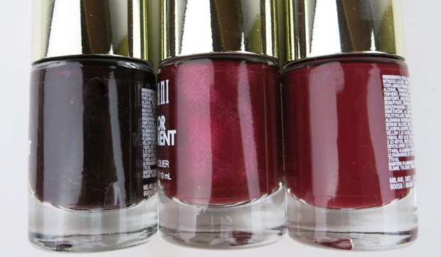 Milani Color Statement Nail lacquer 1 Milani Color Statement Nail Lacquer Collection: Swatches and Review