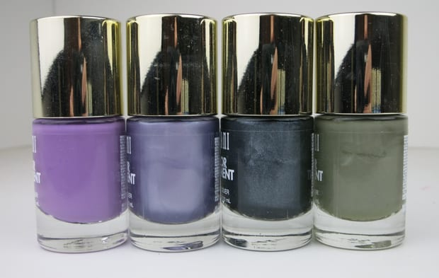 Milani Color Statement Nail lacquer 3 Milani Color Statement Nail Lacquer Collection: Swatches and Review