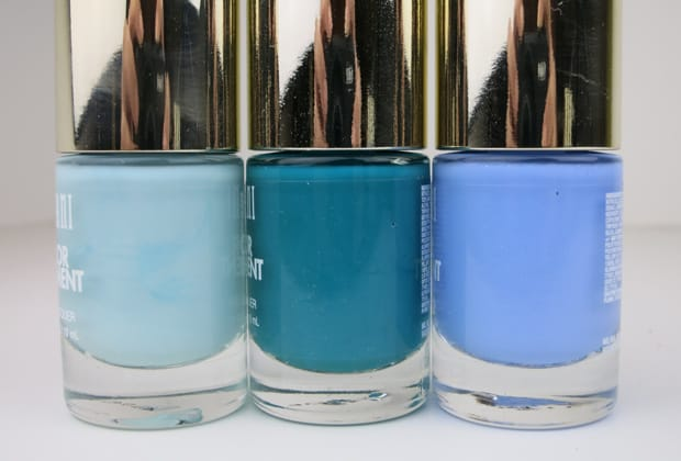 Milani Color Statement Nail lacquer 4 Milani Color Statement Nail Lacquer Collection: Swatches and Review