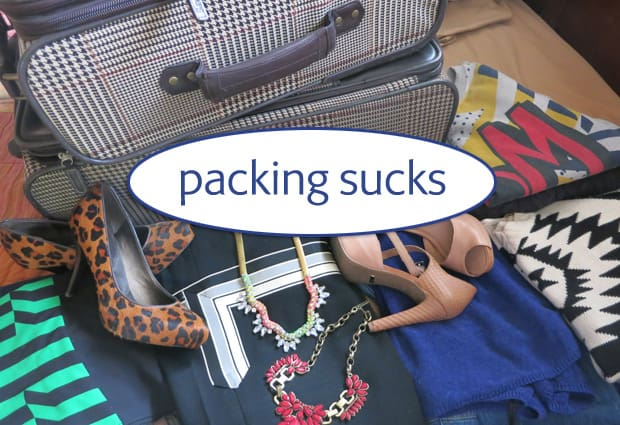 Packing tips 3 Things: Leaving on a Jet Plane