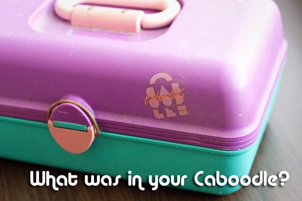 Caboodle beauty flashback 1 90s Beauty Throwback: What Was in Your Caboodle?