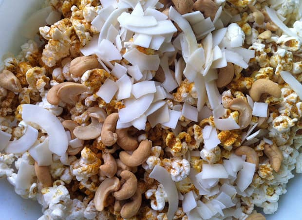 Curry Popcorn Recipe 10 From Our Easy Recipes File: Curry Popcorn Mix