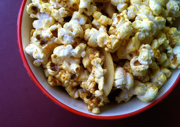 Curry Popcorn Recipe 11 From Our Easy Recipes File: Curry Popcorn Mix